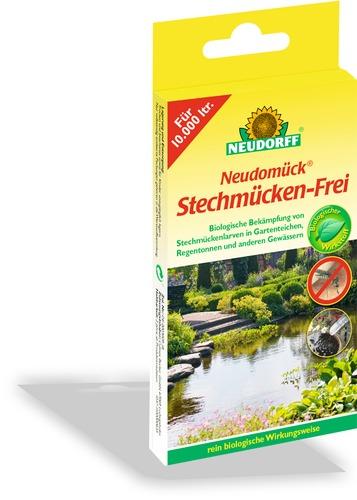 Stechm ckenfrei neudorff for Neudorff gelbsticker