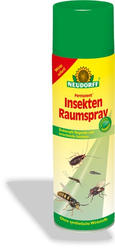 permanent insekten raumspray neudorff. Black Bedroom Furniture Sets. Home Design Ideas