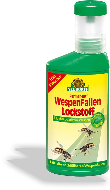 Permanent WespenFallen Lockstoff
