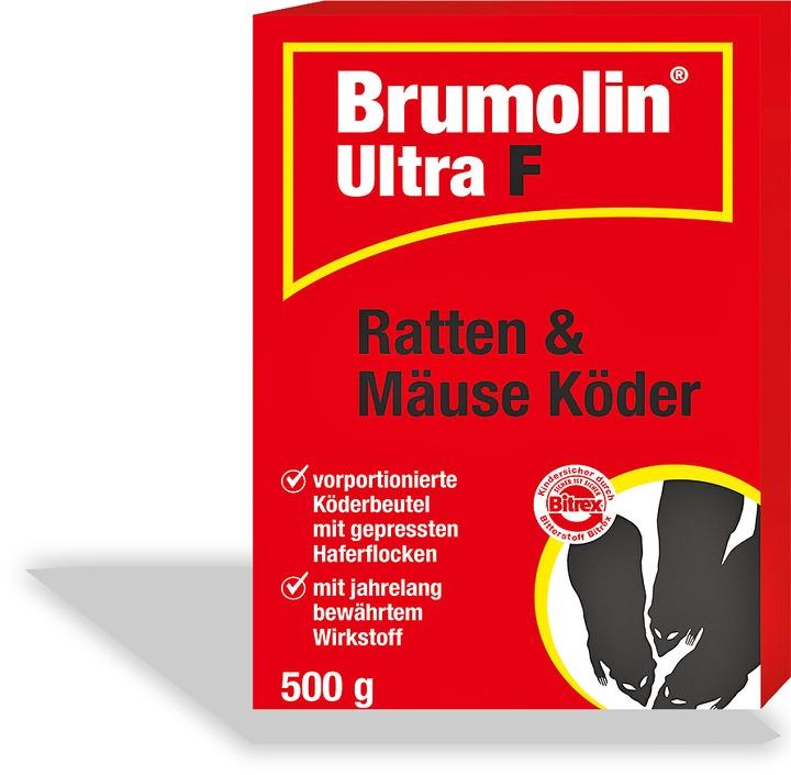brumolin ultra f ratten und m use k der. Black Bedroom Furniture Sets. Home Design Ideas