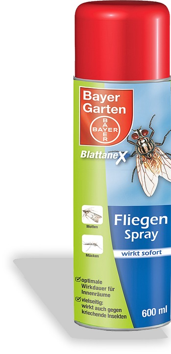 blattanex fliegenspray. Black Bedroom Furniture Sets. Home Design Ideas