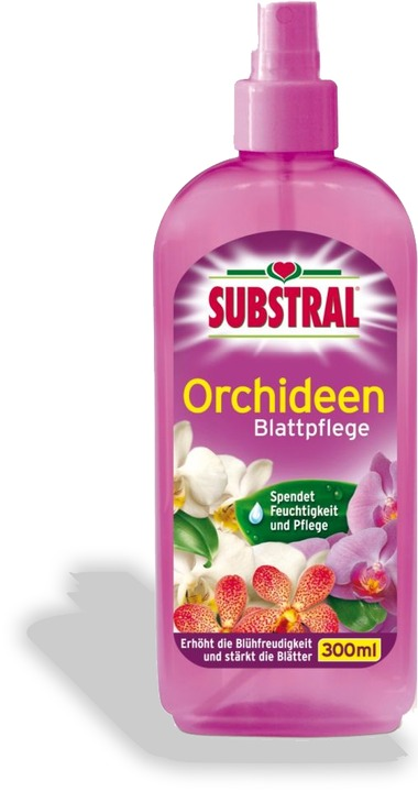 SUBSTRAL Orchideen Blattpflege