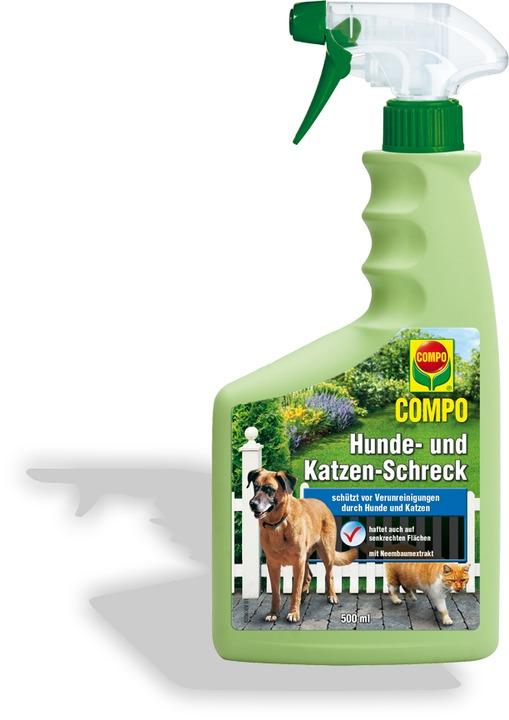 Compo hunde und katzen schreck for Gelbtafeln gegen zikaden