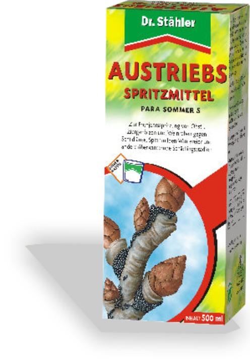 Para sommer austriebs spritzmittel for Gelbsticker gegen fliegen
