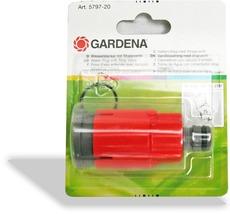 wassersteckdose gardena. Black Bedroom Furniture Sets. Home Design Ideas