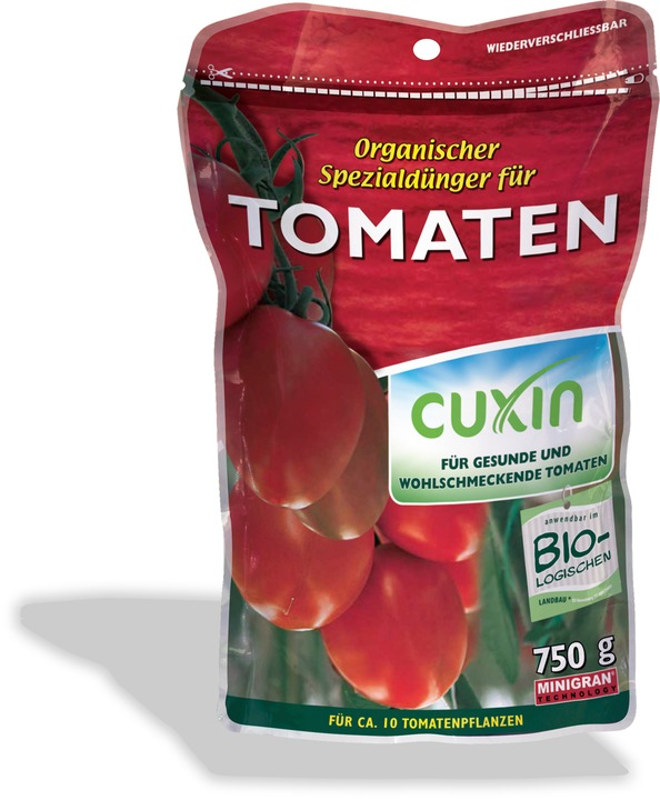 cuxin organischer d nger tomaten. Black Bedroom Furniture Sets. Home Design Ideas